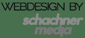 Webdesign und Branding von Schachner Media